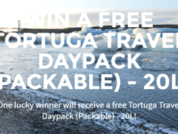Tortuga Travel Daypack Review & GIVEAWAY   MVMT Blog