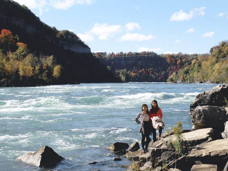 fun activities around niagara falls