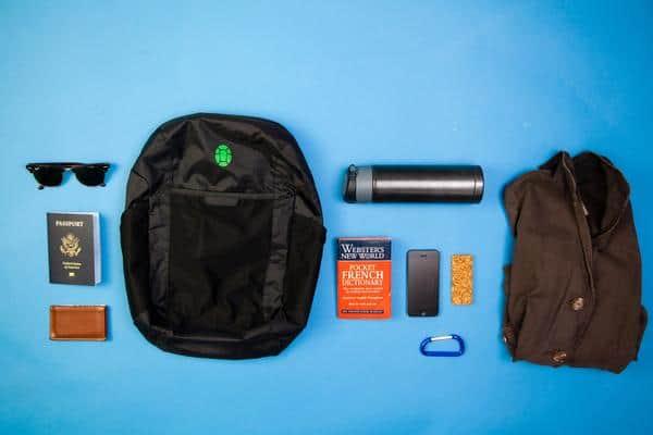 Tortuga Travel Daypack Review | MVMT Blog