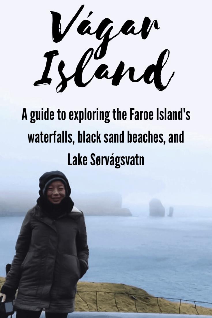 Exploring Vágar: Waterfalls, Black Sand Beaches, Lake Sørvágsvatn