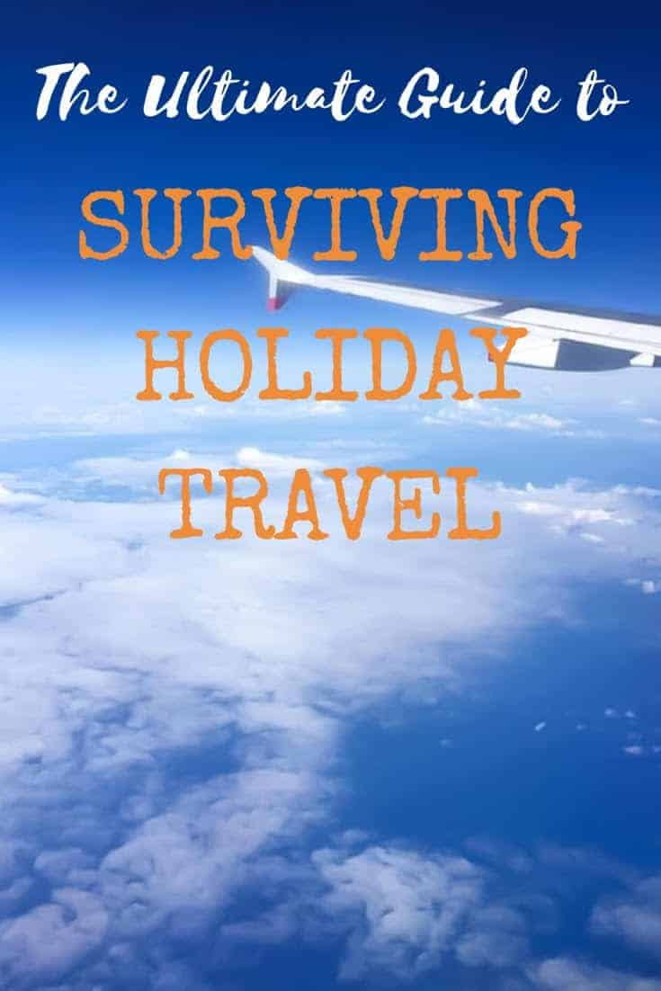The Ultimate Guide to Surviving Holiday Travel