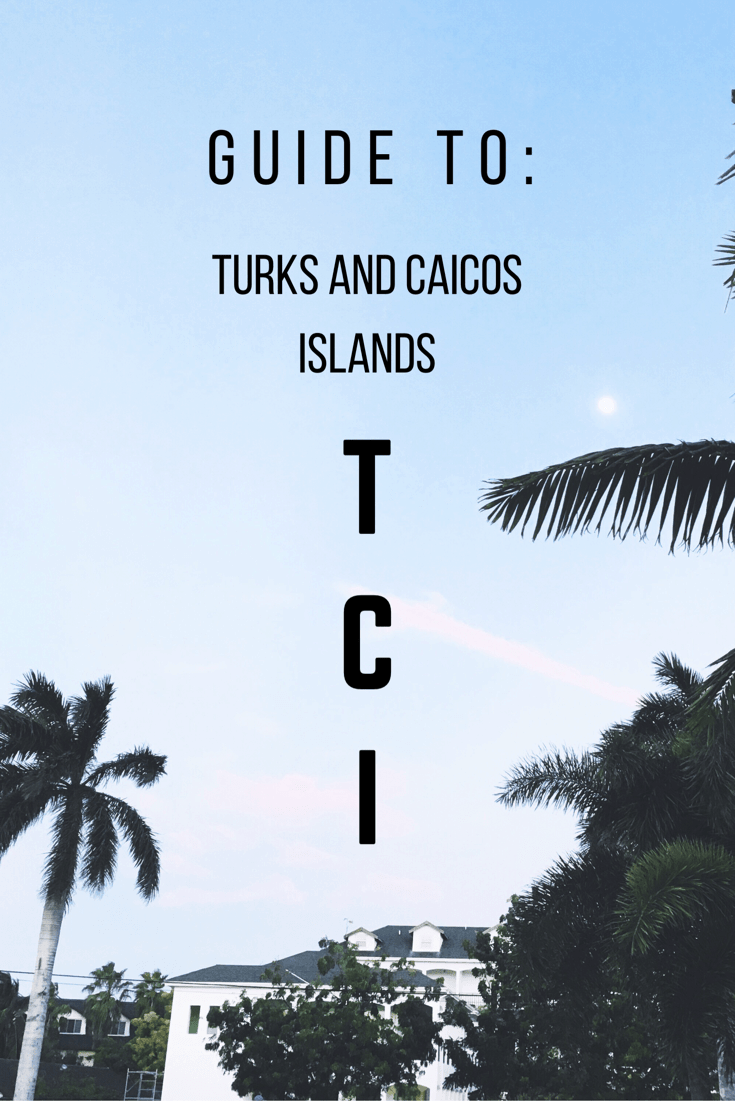 Traipsing in Turks and Caicos Islands