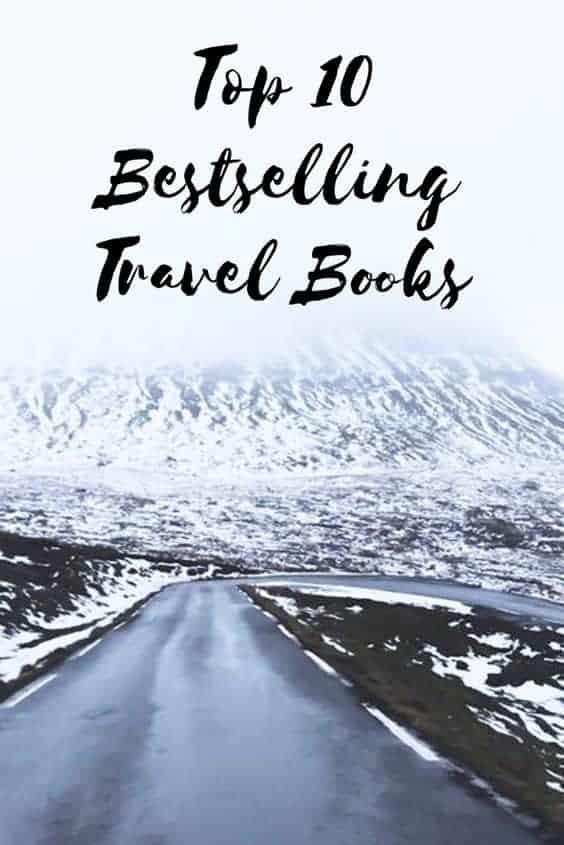 Amazon's Top 10 Bestselling Travel Books