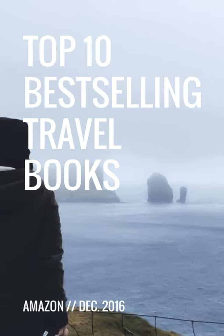 Amazon's Top 10 Bestselling Travel Books